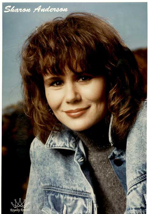 sharon anderson canadian country music